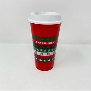 Starbucks Holiday Red Cup 2020